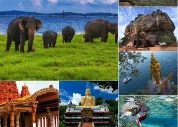 Sri Lanka 4 Night 5 Days