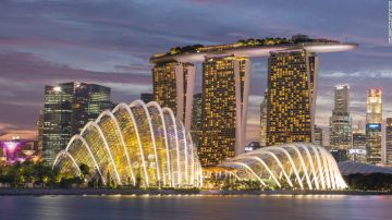 FANTASTIC VACATION IN SINGAPORE