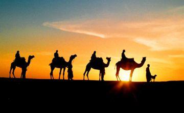 Rajasthan Desert Safari Tour Package