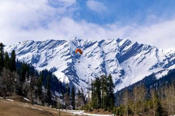 Himachal Holiday Delight Package Ex Delhi 9 Nights 10 Days