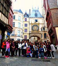 Paris and London Tour Package.