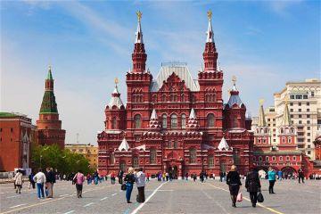 Getaway Goddess - Russia 3N-St Petersberg,3N-Moscow