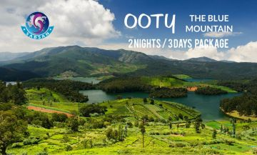 OOTY A NATURE LOVERS DELIGHT - EX. BANGALORE