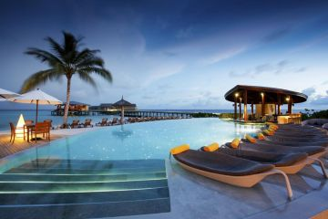 Maldives - Centara Ras Fushi Resort & Spa