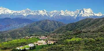 Uttarakhand Adventure Tour Package for 4n/5d