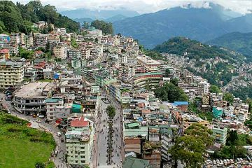 Gangtok, North Sikkim & Darjeeling Tour Package