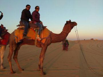 Golden triangle india With Marwar Darshan