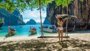 Amazing Krabi Holiday Tour Package
