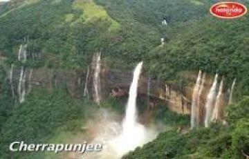 Shillong and Cherrapunjee Tour