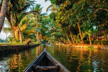 Kerala Back waters special