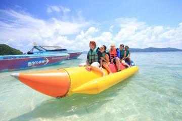 Thailand Tour Plan - Pattaya & Bangkok