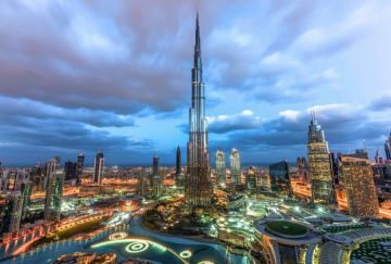 DUBAI  4 Nights   4 STAR HOTEL WITH  BELLA TOURS