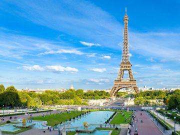 PARIS  & SWISS TOUR