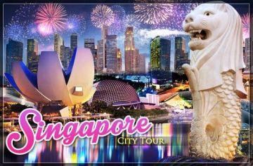 SINGAPORE 4N  5 STAR BELLA TOURS