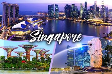 SINGAPORE  5N 5 STAR BELLA TOURS