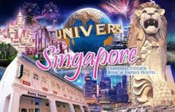 SINGAPORE  6N 5 STAR BELLA TOURS