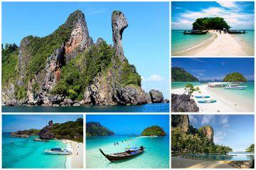 Thailand Tour Plan 5 Days Phuket & Krabi