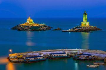 Madurai Rameswaram Kanyakumari 4 Nights