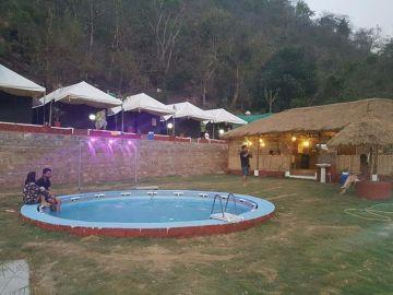 New Year Eve In Rishikesh
