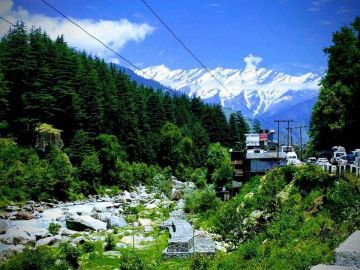 Awesome Himachal Tour ex Chandigarh