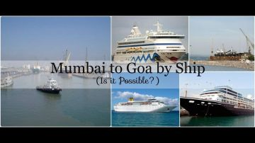 Goa with Cruise