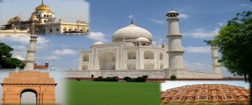 Exotic Manali With Agra Taj Mahal