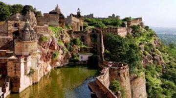 Udaipur Ranakpur Nathdwara Chittorgarh Tour