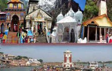 Divya Chardham Yatra Package 2019 Ex Haridwar