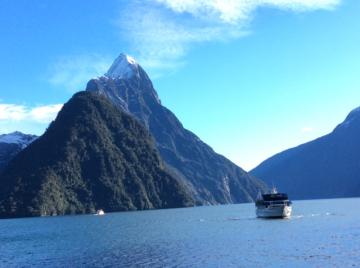 New Zealand Group Tour