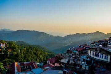 Shimla Manali Solang Valley Snow Point