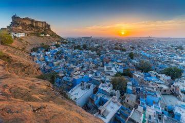 Deserts of Rajasthan