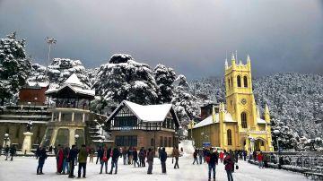 Shimla - Manali - Dharamshala Trip Tour