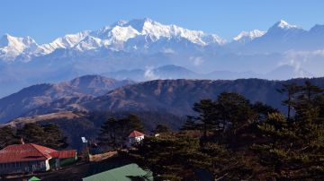 Glimps of Sandakphu and Phalut