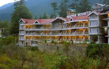 Mesmerizing Shimla and Manali