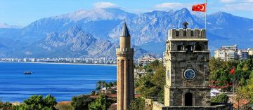 ADMIRABLE JOURNEY IN TURKEY