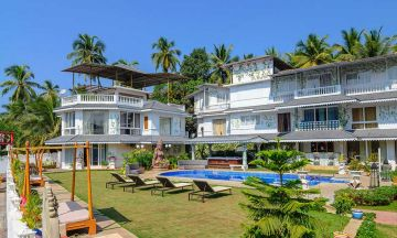 Enjoy Luxury Goa Holidays with River Side View Room @Rs 4444