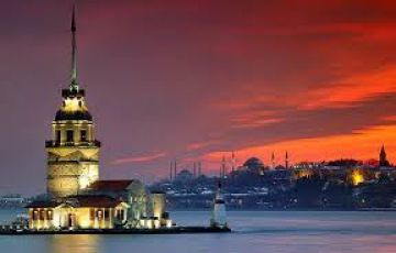 Winters in Istanbul