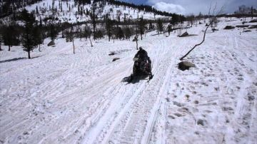 Enjoy Snow scooter In Manali @3999