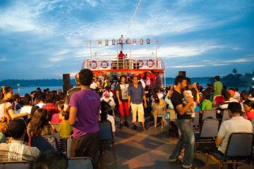 Goa Local Cruise Package @ Rs 3999