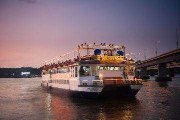 Mumbai to goa VIA Cruise