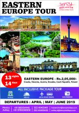 Best Eastern Europe Tour