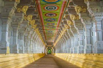 Tirupati_Mahabalipuram_Pondicherry_Rameshwaram