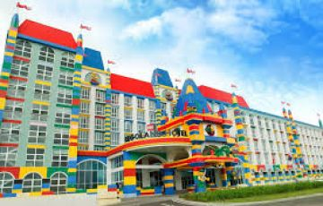 Malaysia with stay in Legoland