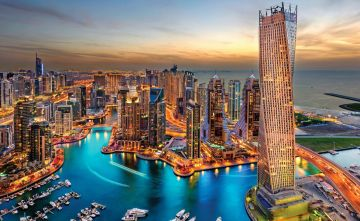 Dubai Attraction in Budget