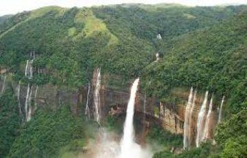Splendors Of North East India - 2NIGHT SHILLONG,1NIGHT CHERRAPUNJEE,1NIGHT GUWAHATI