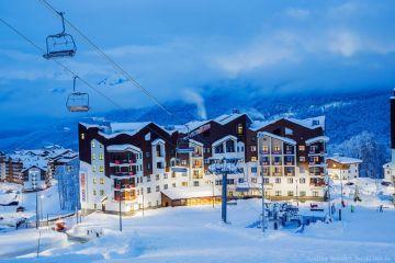Ski Holidays in Sochi