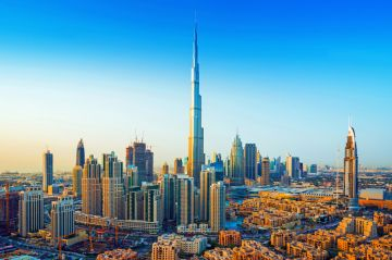Dubai Holiday Package with  Burj Khalifa