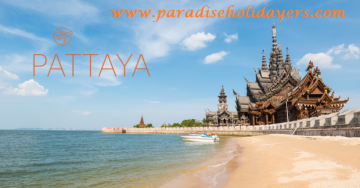 4 Days Amazing Pattaya Tour with all inclusion