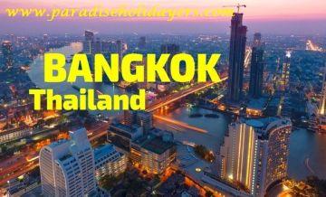 6 Days Amazing Bangkok & Pattaya Tour