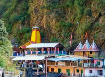 Deluxe Group Yamunotri Gangotri Yatra 2019 Ex Haridwar 05 Days